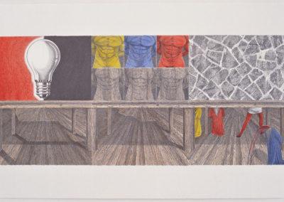 Opkomst en ondergang van kleur als lichaam, 1998