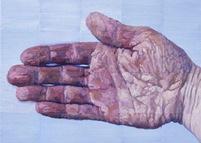Rechterhand I, 2008