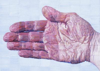 Rechterhand II, 2008