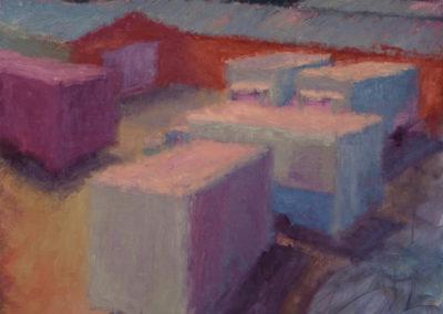 Het markthallenterrein II, 1979