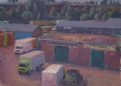 Het markthallenterrein III, 1979