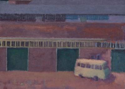 Het markthallenterrein I, 1979