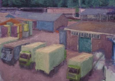 Het markthallenterrein IV, 1979
