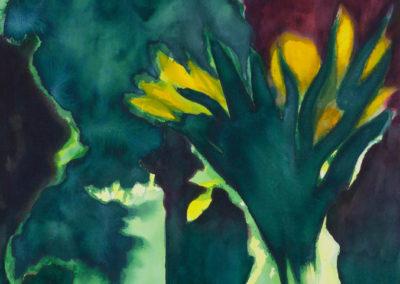 Stilleven met bloemen, 1983