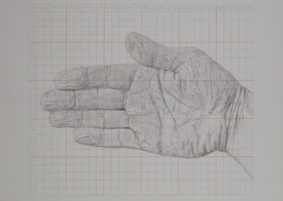 Studie van de rechterhand, 2003
