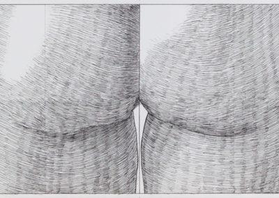 Bodyparts I (female), 2007