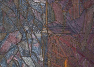 olieverf schilderij van Wim Konings